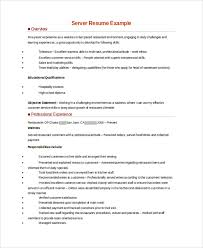 Scrum Master Resume Example by Sample Server Resume 7 Examples In Word Pdf