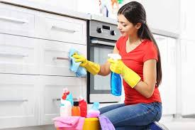 Washing Kitchen Cabinets Ultimate Guide To Cleaning Kitchen Cabinets Cupboards Foodal