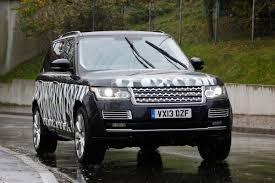 camo range rover range rover u0027ultimate u0027 150k flagship spied auto express