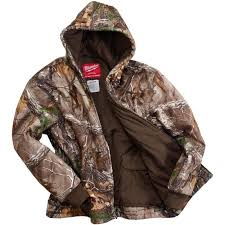 milwaukee realtree heated hoodie review