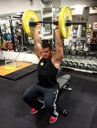 Seated Bench Press How To Increase Mass On The Triceps Strength Sensei
