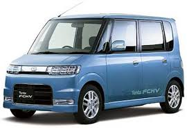 Daihatsu Mpv Daihatsu Tanto Fchv Mini Mpv Review Hydrogen Cars Now