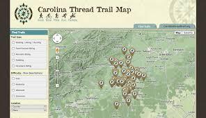 carolina thread trail map portfolio aptuitiv