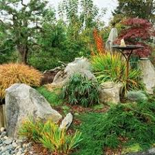 Big Rock Garden Large Rock Garden Designs