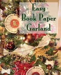 Dinosaur Destroy Christmas Decorations by Epbot A New Kind Of Book Paper Garland