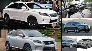 lexus hybrid models 2014 lexus rx all years and modifications with reviews msrp ratings