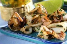comment cuisiner calamar frais calamar recette calamar idées recettes autour du calamar