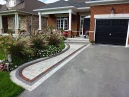 Home Front Yard Design Front Yard Driveway Designs Wearefound Home Design