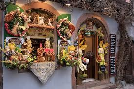 german easter decorations gites en alsace à pâques easter alsace