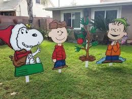 peanuts characters christmas enjoyable design peanuts characters christmas yard decorations
