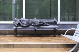 homeless jesus as i walk toronto