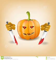 pumpkin halloween background halloween background with killer pumpkin stock photo image 32612200