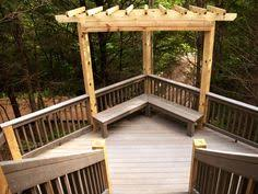 Decking Pergola Ideas by Deck Ideas Decking Pergolas And Deck Pictures