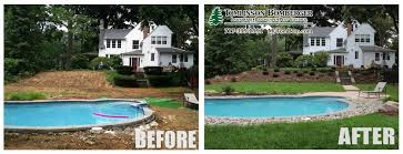 cool pool patio installation in lancaster pa tomlinson bomberger