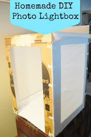 light boxes for photography display homemade photography light box step by step tutorial