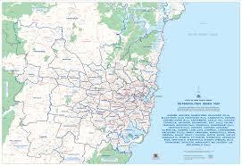 Sydney Subway Map Detailed City Map Sydney U2022 Mapsof Net