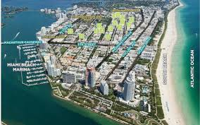 University Of Miami Map by South Beach Apartments Sell For Record Breaking 59 Million