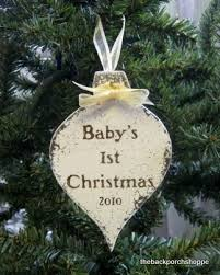 babys 1st ornament 2012 for lil lilly