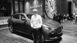suv maserati black interview massimo bottura cool hunting