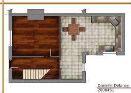 rendered floor plan danielleddesigns