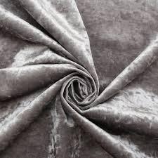 Crushed Velvet Fabric For Curtains Marble Velour Crushed Velvet Plush Soft Furnishing Curtain Cushion