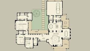 courtyard house plan house with central courtyard house plans central courtyard pool