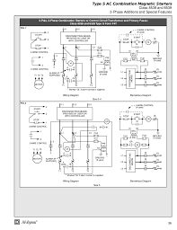 square d magnetic starter wiring diagram efcaviation com