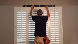 window covering measuring and installation