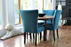 dining room turquoise gem alexa table houston teal chairs best 25