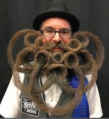 hair style chionship worlds best beard best beard 2017