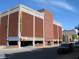 duke street garage lancaster parking authority