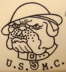 bulldog tattoo sample real photo pictures images and sketches