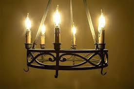 Led Chandelier Bulb 40w Chandelier Bulb Chandeliers Candelabra Bulb Led 6 Pack 7 Watt
