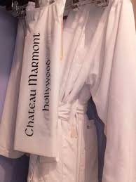 Glass Room Bathroom Chateau Marmont Bath Robes Picture Of Chateau Marmont West Hollywood Tripadvisor
