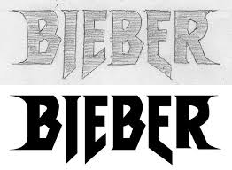 the of justin bieber s purpose tour logos the