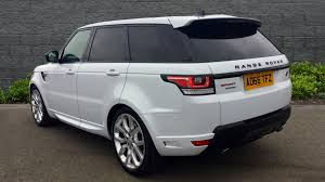 range rover white used land rover range rover sport autobiography dynamic sdv6 306