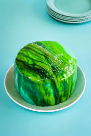 your st patrick u0027s day celebrations need this green ombre cake