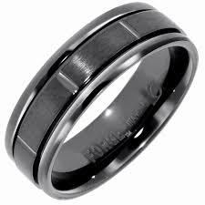 unique wedding bands for men 50 black titanium wedding bands for men wedding rings