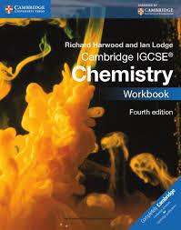 cambridge igcse chemistry workbook fourth edition by cambridge