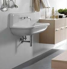 Best FARMHOUSE SINK Images On Pinterest Bathroom Ideas - Utility sink backsplash