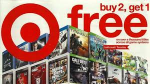 target black friday ps4 game deals target and best buy wii u u0026 3ds deals now live buy 2 get 1 free