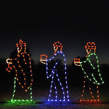 shop holiday lighting specialists 7 ft 3 wise men outdoor