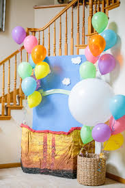 amazing air balloon decorating ideas home design popular