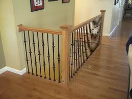 how we refinished our stairs diy style pressed board nailed to