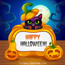 halloween quotes the daily quotes