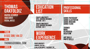 tips on creating a resume 10 tips on creating a successful design resume designbump