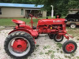 1947 farmall cub u0026 1961 wheel horse 551 farmall cub