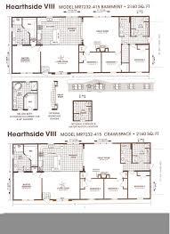 schult hearthside viii modular floor plan excelsior homes west inc