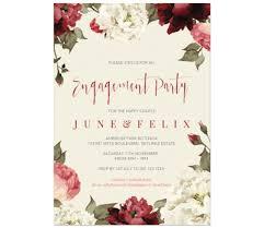 engagement invitations paper divas invites