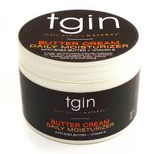 amazon com tgin butter cream daily moisturizer for natural hair